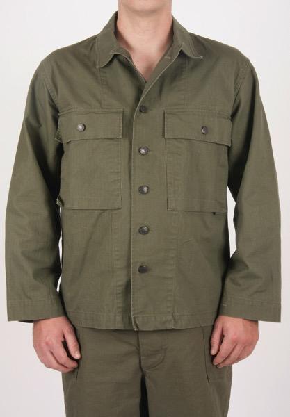 HBT jacket front